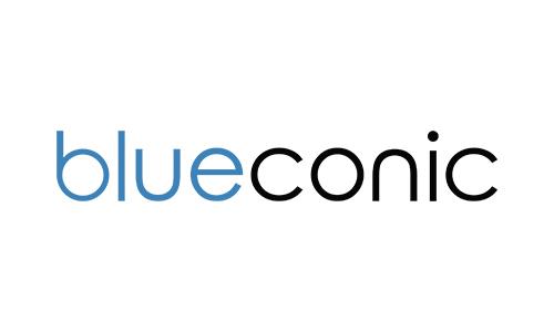 Blue Conic